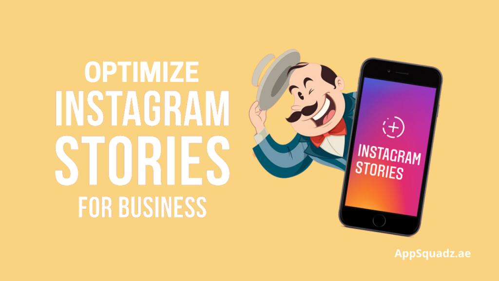 Optimize Instagram Stories
