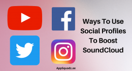 Ways To Use Social Profiles To Boost SoundCloud
