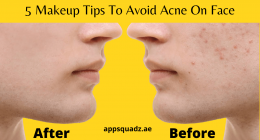 5 Makeup Tips To Avoid Acne On Face