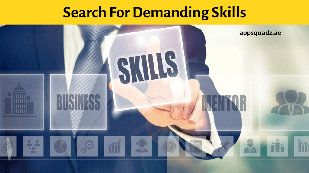Search For Demanding Skills