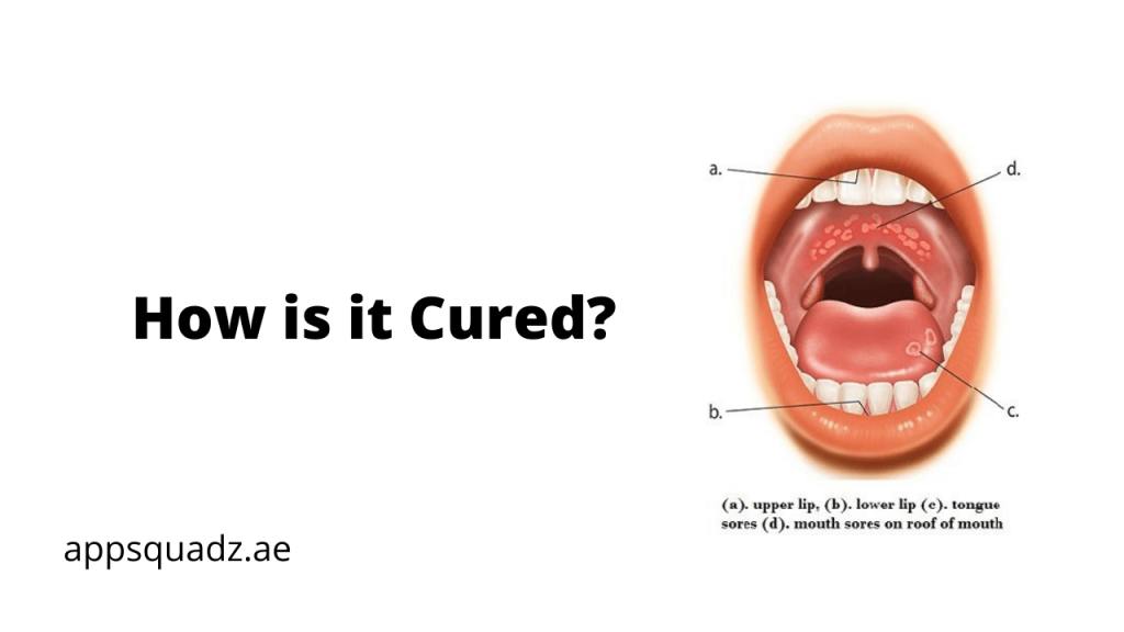 How is it cured?