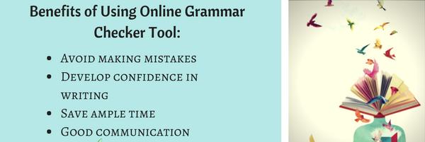 Benefits Of Using Grammar Checkers