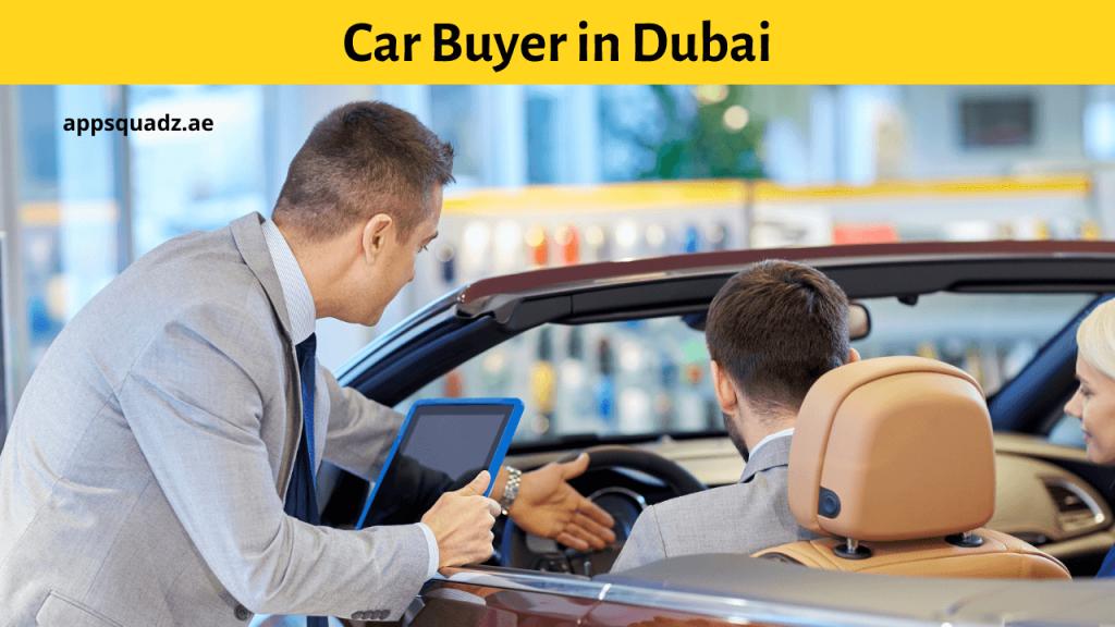 Car Buyer in Dubai